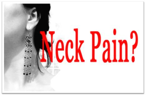 how to fix neck pain pinched nerve